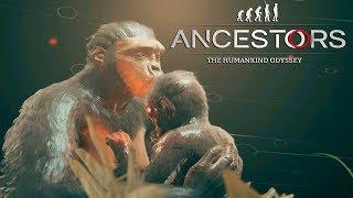 Рождение Детёныша Рыбалка и Мёд Ancestors The Humankind Odyssey #3