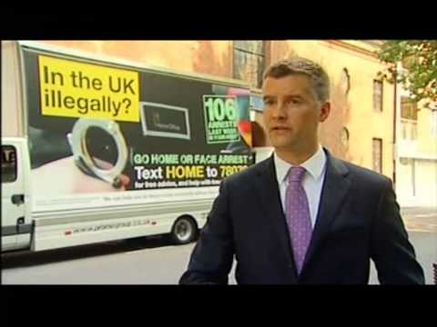 London: Illegal immigrants encouraged to return home