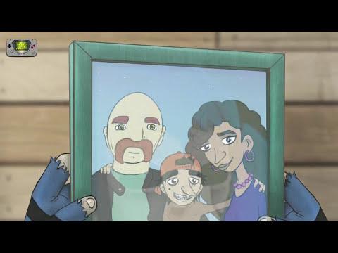 Скачать  Sally Face  все эпизоды (1-5) [Салли кромсали]