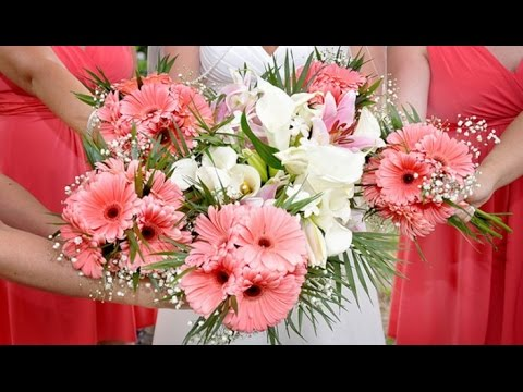 Daisy Flower Bouquet Wedding