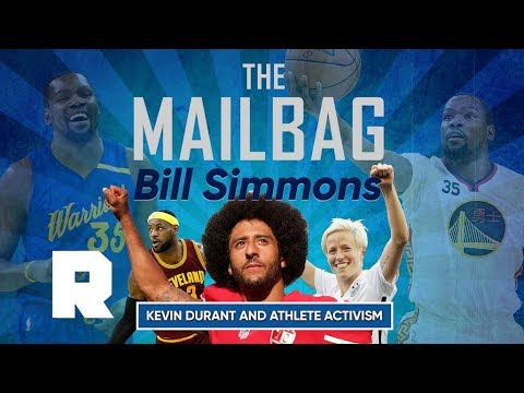 Kevin Durant and Athlete Activism | The Mailbag: Bill Simmons | The Ringer