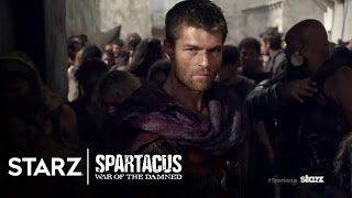Spartacus: War of the Damned | Episode 5 Preview | STARZ
