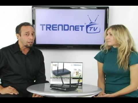 New to Networking: Intro to Wireless Dual Band (802.11n) TRENDnet TV