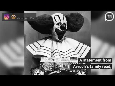 Bozo the Clown Frank Avruch dies at 89