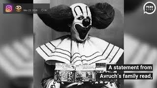 Bozo the Clown Frank Avruch dies at 89