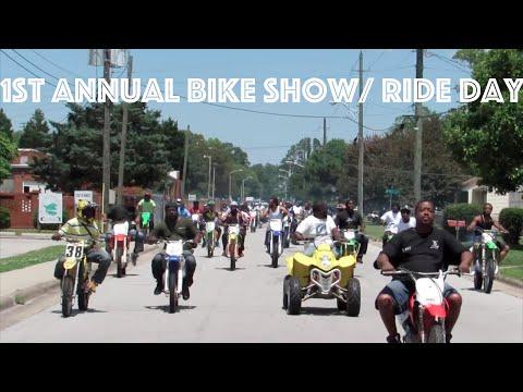 1st Annual Bike Show - Kid's Fun Day in Washington NC