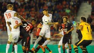 Independiente se recuperó con una goleada a Colón en Avellaneda