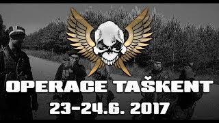 As team Postradatelní ● Operace Taškent IX ● 23.-24.6.2017