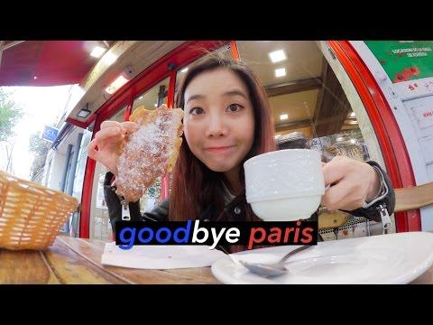 Paris Vlog #3 | Croissants, Musée D'Orsay, & Saying Goodbye 🇫🇷