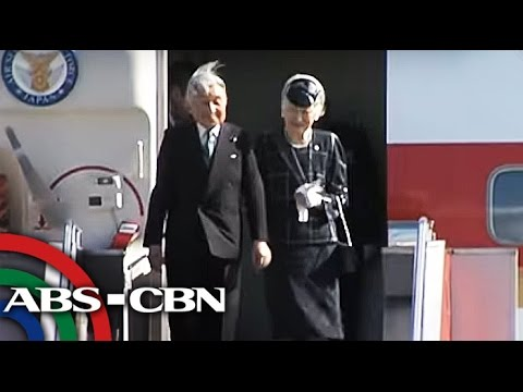 TV Patrol: Emperor at Empress ng Japan, nasa Pilipinas na