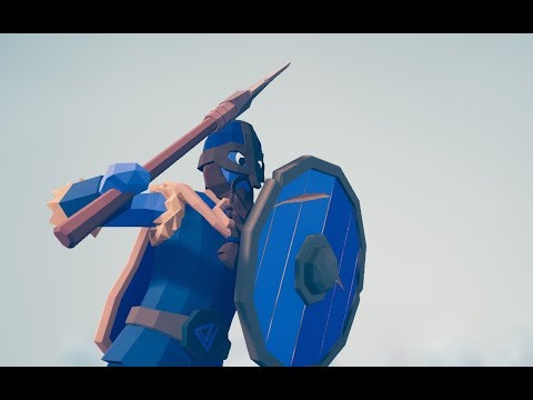 Totally Accurate Battle Simulator: Viking Trailer