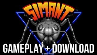 SimAnt - Gameplay DOSBox & Download Link