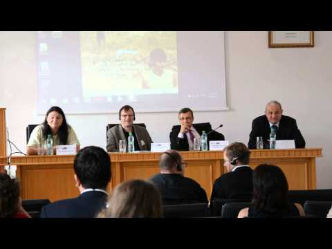 The Untold Story of the Roma People - Project Launch Conference, July 2014