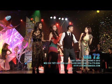 Asia DVD 72 - Dòng Nhạc Y Vân: 60 Năm Cuộc Đời