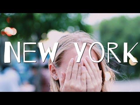 NEW YORK TRAVEL DIARY
