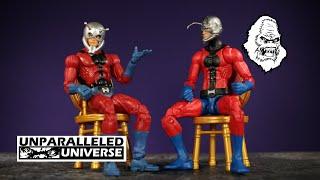 Toybiz VS Hasbro: Marvel Legends Ant-Man