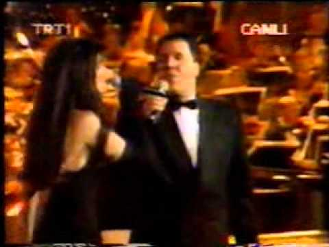 Arzu Ece - Sev (official video) Turkish Esc Entry 1995