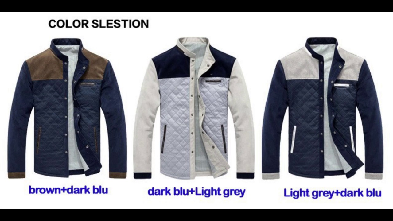[VIDEO] - High Quality New Spring Autumn Man stylish Casual Jacket 2017 best  buy  winter  jackets 9