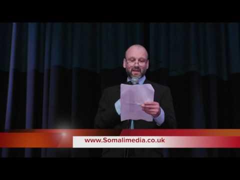 Af Soomaaliga yaa ka badinkara Dr.Martin Owen