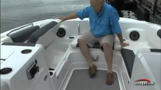 TAHOE Boats: 2016 2150 Outboard Complete Review by BoatTest.com