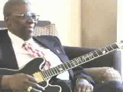 B.B. King Guitar Lesson