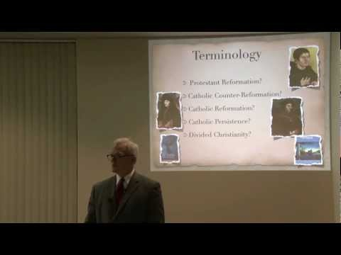 James D McQuillan, J.D.: Council of Trent