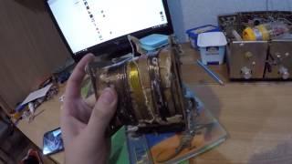 Начинаю перемотку ТСА-270(Начало перемотки трансформатора ТСА-270., 2015-12-07T18:05:45.000Z)