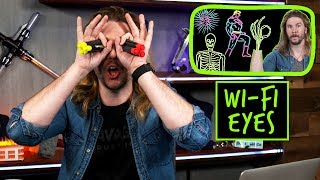 Wi-Fi Eyes | Because Science Footnotes