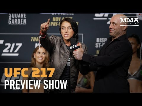 UFC 217 Preview Show - MMA Fighting
