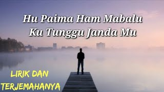 Download lagu Hu Paima Ham Mabalu (Ida) - Jhon Khariando Purba (Lirik Dan Terjemahanya) | Lagu Simalungun
