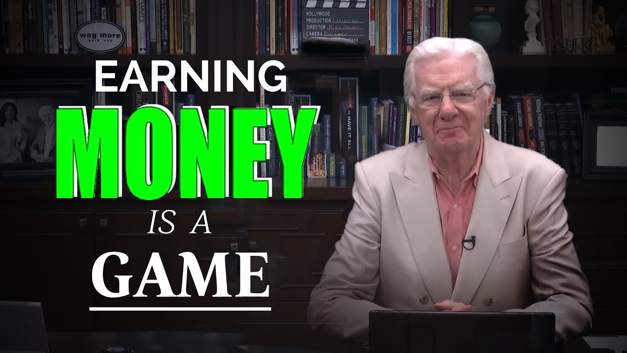 How To Turn Your Yearly Income Into Your Monthly Income   Bob Proctor  The Law of Compensation