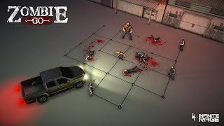Zombie GO - A Horror Puzzle Game - Android iOS Gameplay HD