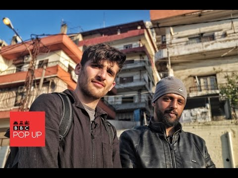 Lebanon's extremist city? (BBC Pop Up) BBC News
