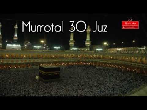 murrotal-30-juz-9-jam