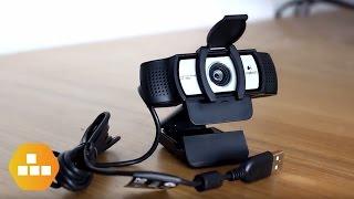 Logitech C930e Full HD 1080p Webcam Review