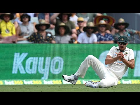 Clean Hands: The best catches from the Gabba Test | Vodafone Test Series 2020-21
