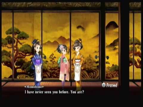 muramasa momohime 3rd ending relationship