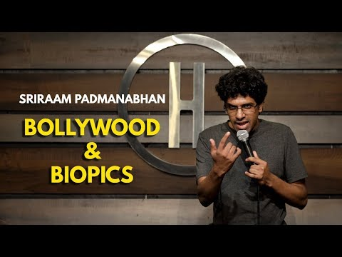 Bollywood & Biopics | Stand Up Comedy by Sriraam Padmanabhan