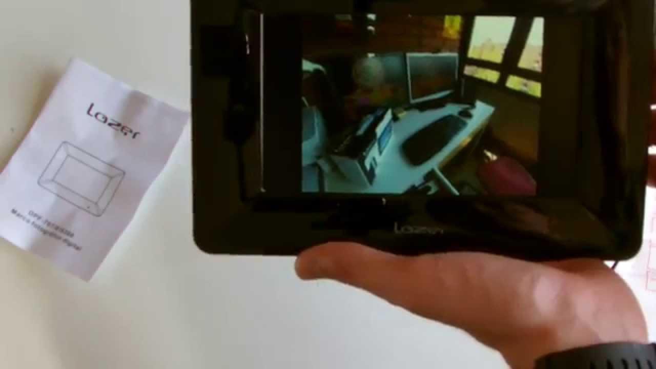 Review marco digital Lazer [Sorteo] - YouTube