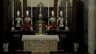 """Giuseppe Aldrovandini - """"O Bambino mio divino"""" (Pastorale natalizia per organo)"""