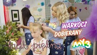 My3 Kącik Piękna- warkocz dobierany (odcinek 7) My3 - TV dla Dzieci