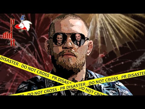 If I Did It: Conor McGregor, Twitter troll