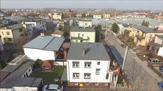 Dron nad Pleszewem. Więcej na faktykaliskie.pl