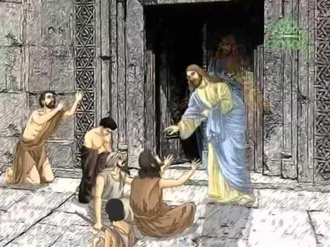 Мультфильм вербное воскресенье