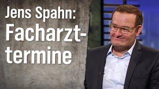 Ehring im Gespräch mit Jens Spahn: Wartezeiten auf Facharzttermine