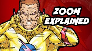 The Flash 2014 - Professor Zoom Explained