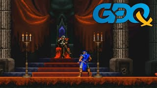 Castlevania: Symphony of the Night Blindfolded by romscout in 1:23:55 - GDQx2018
