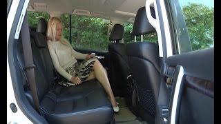 Toyota LAND CRUISER 200: женский тест