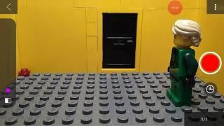 LEGO анимация номер 2   урок бега