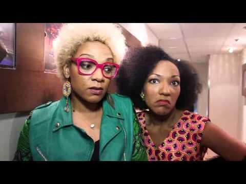 Les Nubians : Interviews +D'AFRIQUE